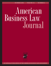 America Business Law Journal